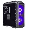 Cooler Master MasterCase H500P ATX Mid-Tower Case with Two 200mm Front RGB Fans -MCM-H500P-MGNN-S00-by Cooler Master