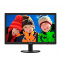 "Philips V-line 243V5LSB 23.6"" LED LCD Monitor -243V5LSB-by Antec"