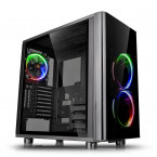 Thermaltake View 31 RGB Dual Tempered Glass Mid Tower Gaming Computer Case -CA-1H8-00M1WN-01-by Thermaltake