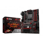 MSI B350 GAMING PLUS Desktop Motherboard - AMD Chipset - Socket AM4-B350 GAMING PLUS-by MSI