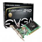 EVGA GeForce 210 DirectX 10.1 01G-P3-1312-LR 1GB 64-Bit DDR3 PCI Express 2.0 x16 HDCP Ready Low Profile Video Card-01G-P3-1312-LR-by EVGA