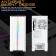 DarkFlash T20 White ATX Gaming Case-T20 White-by DarkFlash