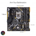 ASUS TUF B360M PLUS GAMING LGA 1151 Intel B360 HDMI SATA 6Gb/s USB 3.0 mATX Intel Motherboard-ASUS TUF B360M PLUS -by Asus