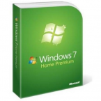 Microsoft Windows 7 Home Premium 64Bit Operating System-gfc-02050-by Microsoft