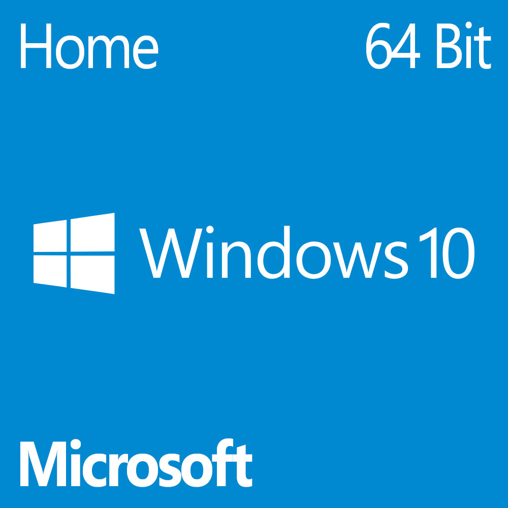 Microsoft windows 10 home 64 bit oem dvd only 109 for Microsoft windows 10 home