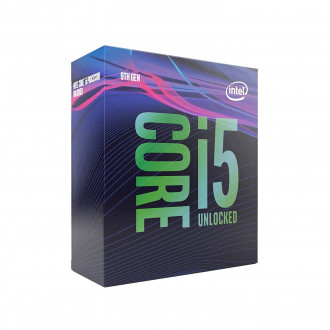 Intel Core i5-9600K Coffee Lake 6-Core 3.7 GHz (4.6Hz Turbo) LGA 1151 Retail Pack BX80684I59600K