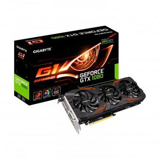 Gigabyte GeForce GTX 1080 8GB GDDR5 Video Card GV-N1080G1 GAMING-8GD