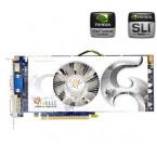 SPARKLE GeForce GTS 250 DirectX 10 SXS2501024D3L-NM 1GB 256-Bit GDDR3 PCI Express 2.0 x16 HDCP Ready Low Profile Video Card-SXS2501024D3L-NM-by Sparkle