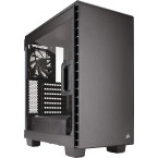 CORSAIR CARBIDE 400C Compact Mid-Tower Case, Window Side Panel - Black-CARBIDE 400C Black-by Corsair