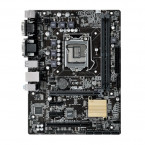 ASUS H110M-C/CSM LGA 1151 Intel H110 SATA 6Gb/s USB 3.0 uATX Intel Motherboard-H110M-C/CSM-by Asus