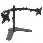 2 LCD Tilt Monitor Mount Desk -MNT-MOUNT 2-by Generic