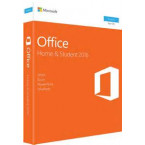 Microsoft Office 2016 Home and Student 1 PC Key Card (79G-04589) -79G-04589-by Microsoft