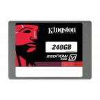 Kingston SSDNow v300 240GB, 2.5-inch, SATA III, Solid State Drive-SV300S37A/240GB-by Kingston
