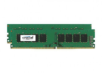 Crucial 32GB Kit (2x16GB) DDR4, 2133Mhz, 288-pin RAM
