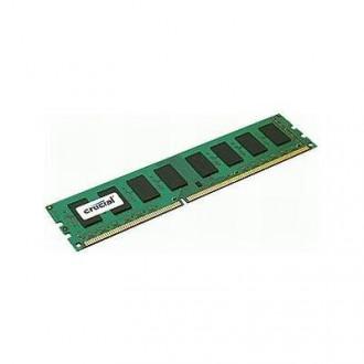 Crucial 4GB 240-Pin DDR3 1600 (PC3 12800) Desktop Memory Model CT51264BA160B