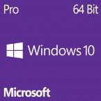 Microsoft Windows 10 Pro 64-bit - OEM - DVD-FQC-08930-by Microsoft